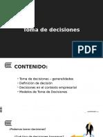 03 Toma de Decisiones