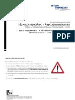 Edital Esquematizado TRE PE Tec Admv2 2015