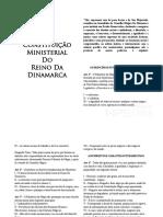 CONSTITUIÇÃO MÁGICA DA DINAMARCA
