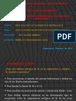 Aplicaciones de Isótopos de Estroncio en Metalogenia
