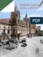 SANTA CASA para colorir.pdf