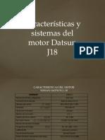 Datsun J18