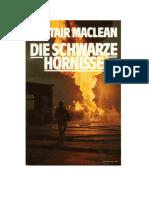 Alistair MacLean - Die Schwarze Hornisse