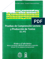 Manual Cl Pt Kinder a 4to Básico 1