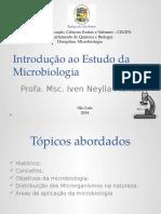 Introdução Ao Estudo Da Microbiologia II