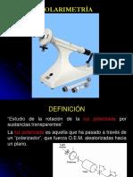 Diapositiva Polarimetria