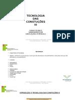 Apostila - Tecnologia das Construções III.pptx