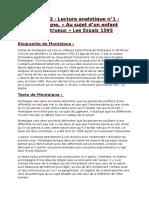 [FR] Séance 2