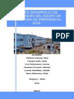 Plan de Desarrollo de Capacidades
