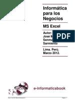 Excel Para Los Negocios