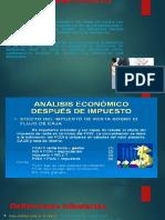 ANÁLISIS ECONOMICO DESPUÉS DE IMPUESTOS.pptx