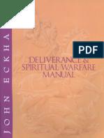 Deliverance and Spiritual Warfare Manual - Eckhardt