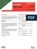 Q 02417 Impressió en Flexografia