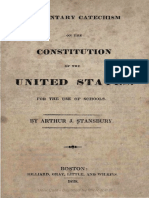 Constitution School Catechism of 1828