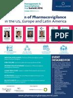 Risk Management and Pharmacovigilance America Summit