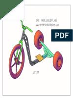 Drift Trike Building Plans  Justice