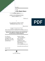 Agency for International Development v. Alliance for Open Society International