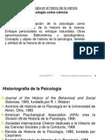 PS1010 Tema 1 Psicología Como Ciencia