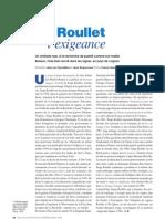 Serge Roullet, l'exigence