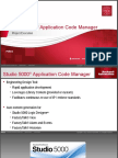 CL07 - Application Code Manager Project Execution ROKTechED 2016