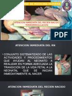 Atencion Inmediata Del RN-termorregulación