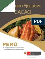 Resumen Cacao