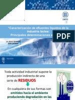 Caracterizacion de Efluentes-P15