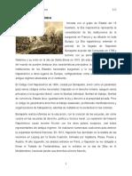 La Época Napoleónica Reporte Escrito