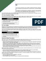 GX Service Manual