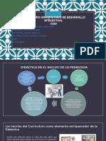 Didáctica en El Núcleo de La Pedagogía
