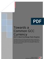 GCC Currency
