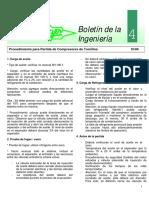 03-BI04_Procedimiento Para Partida de Compresores de Tornillos