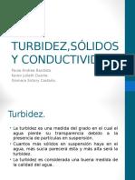 TURBIDEZSOLIDOS-Y-CONDUCTIVIDAD.pptx