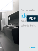 Wedi Brochure Guide Salle de Bain FR 2012