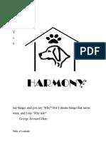 HARMONY - Permanent dog shelter project, Bulgaria