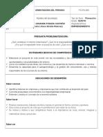 GUIA ORIENTADORA DEL 4° PERIODO- EMPRENDIMIENTO- 5°- 2016