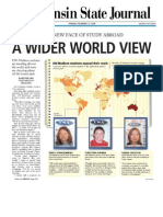 A Wider World View (Wisconsin State Journal)