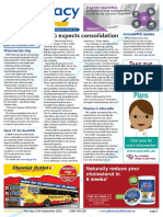 Pharmacy Daily for Thu 22 Sep 2016 - TWG expects consolidation, Guild blasts barriers to care, World Pharmacists Day, Travel Specials and much more