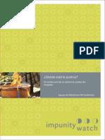 Donde Esta La Justicia Completo PDF