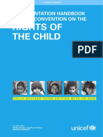 Implementation Handbook for the Convention on the Rights of the Child Part 1 of 3