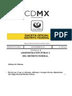 GACETA Codigo Financiero 2016