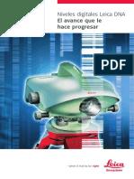 Nivel Leica DNA Brochure Es