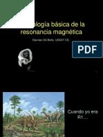 SEMIOLOGIA RESONANCIA MAGNETICA