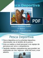 La Pesca Deportiva Eduard Villanueva