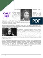 Asignacion Madre Teresa de Calcuta