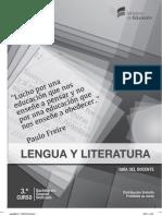 Guia Lengua y Literatura 3ro