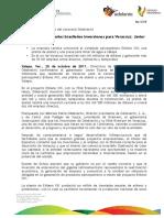 25 10 2011 – El gobernador Javier Duarte de Ochoa acudió a Reunión con directivos del consorcio Odebrecht.