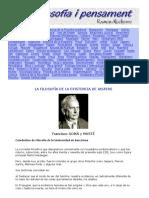 Alcoberro - Filosofia i Pensament Jaspers, Esp.