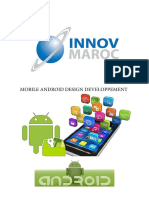 Mobile Android Design Developpement