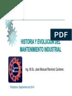 Historia y evolucion del mantto.pdf